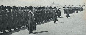 Persian Cossack Brigade - The Persian Cossack Brigade c. 1920