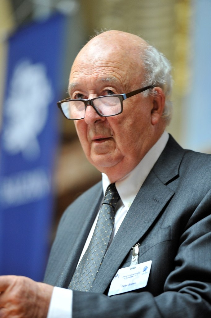 Peter Brown Balzan Prize Ceremony 2011