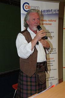Peter May (writer) Scottish writer