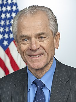 Peter Navarro official photo (cropped)