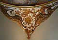 Petxina amb elefant, al·legoria d'Àsia, cúpula del palau del marqués de Dosaigües.JPG
