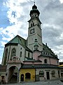 Pfarrkirche Sankt Nikolaus Hall in Tirol Austria - panoramio.jpg