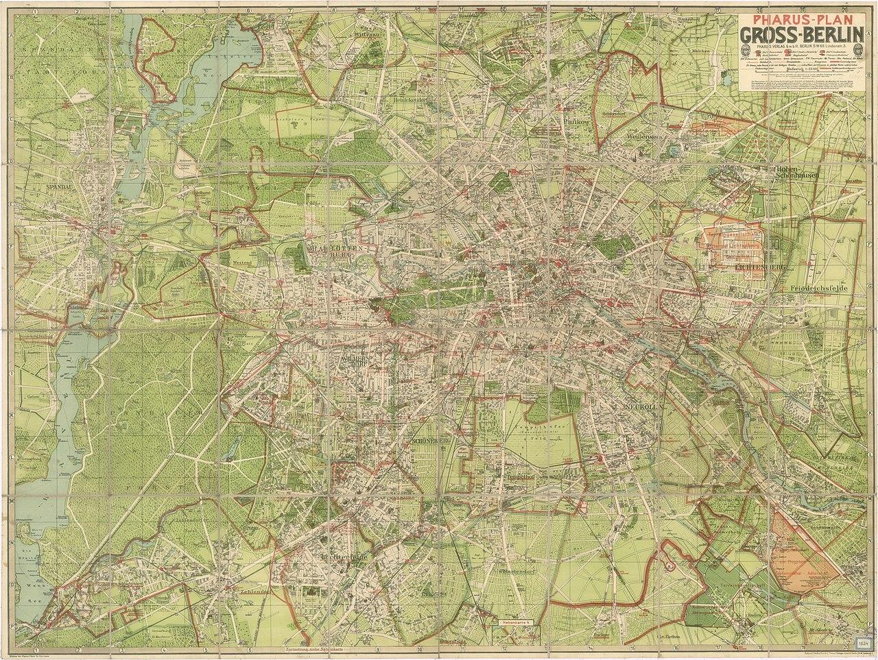 Gross Berlin file pharus plan gross berlin 1913 jpg wikimedia commons