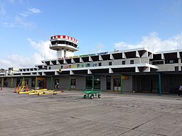 Philip S. W. Goldson International Airport 2016