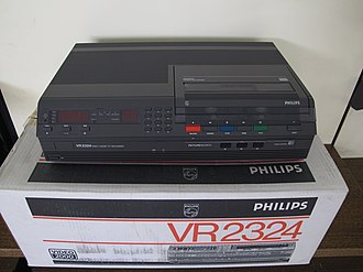 Video 2000 - Philips VR2324 recorder