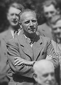 Bartolomé de Ligt Julio de 1938