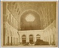Photograph, View of the Interior of the Church of St. John the Baptist, Brooklyn, Looking West Toward the Rose Window, 1902 (CH 18440281-2).jpg