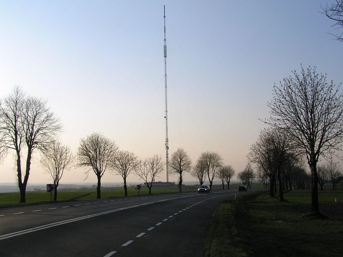 Px Piaski Lubelskie Maszt Radiowo Telewizyjny