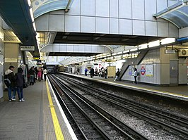 Piccadilly Line platforms at Hammersmith D+P station.jpg