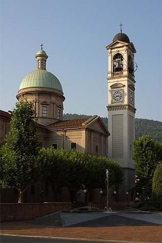Chiasso - Church of San Vitale