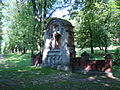 Piekary Śląskie, kaplica Most na rzece Cedron, 02.JPG