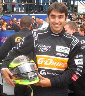racing driver, 2012-2016 World Endurance Championship driver, 2006-2015 24 Hours of Le Mans driver