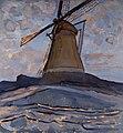 Piet Mondrian - Windmill (ca.1917).jpg