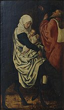 Pieter Coecke van Aelst - The flight into Egypt.jpg