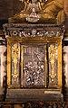 Pietro tacca e orazio vanni, ciborio del duomo di firenze, con sportello di bernardo holzmann, argento, 1622-37, 04,2.jpg