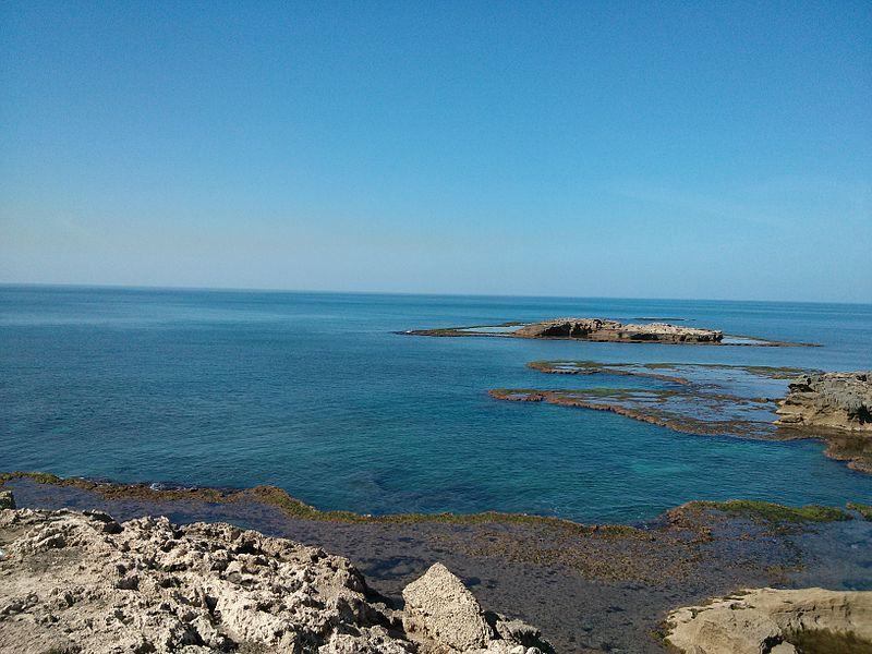 חוף הים בחוף הבונים