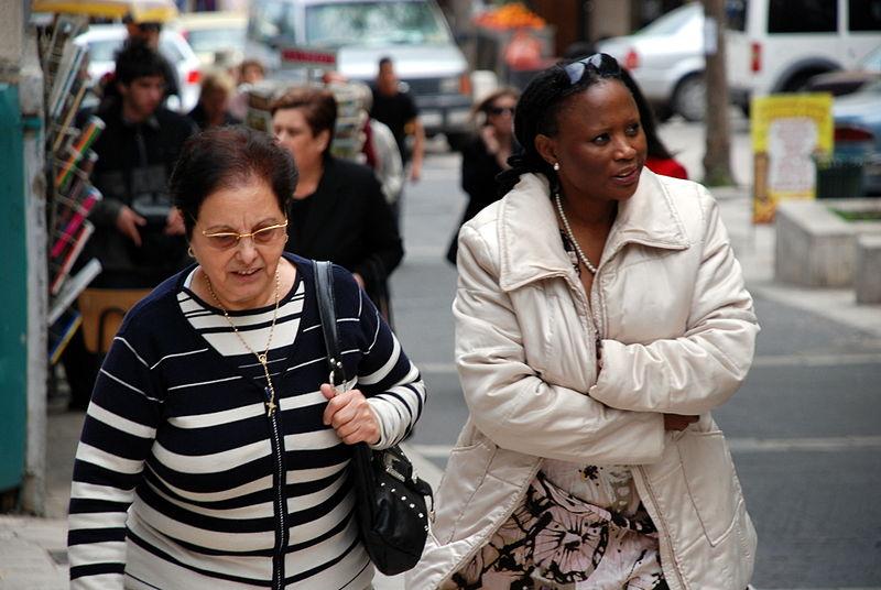 תיירים בנצרת