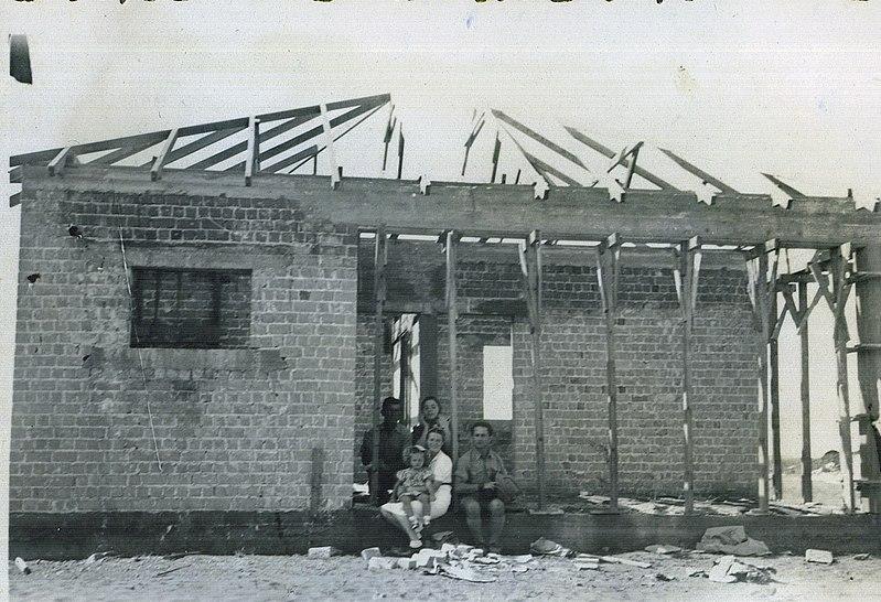 בתים ראשונים בכפר אונו