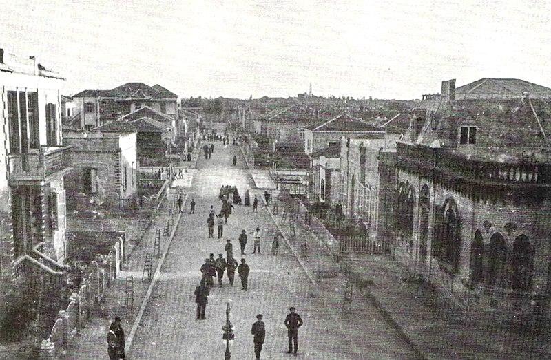 רחוב הרצל