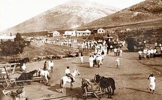 Ein Harod - Kibbutz Ein Harod in 1920s
