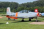 Pilatus P-3-05, P3 Flyers Ticino JP7679326.jpg