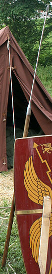 ローマ軍の装備一覧