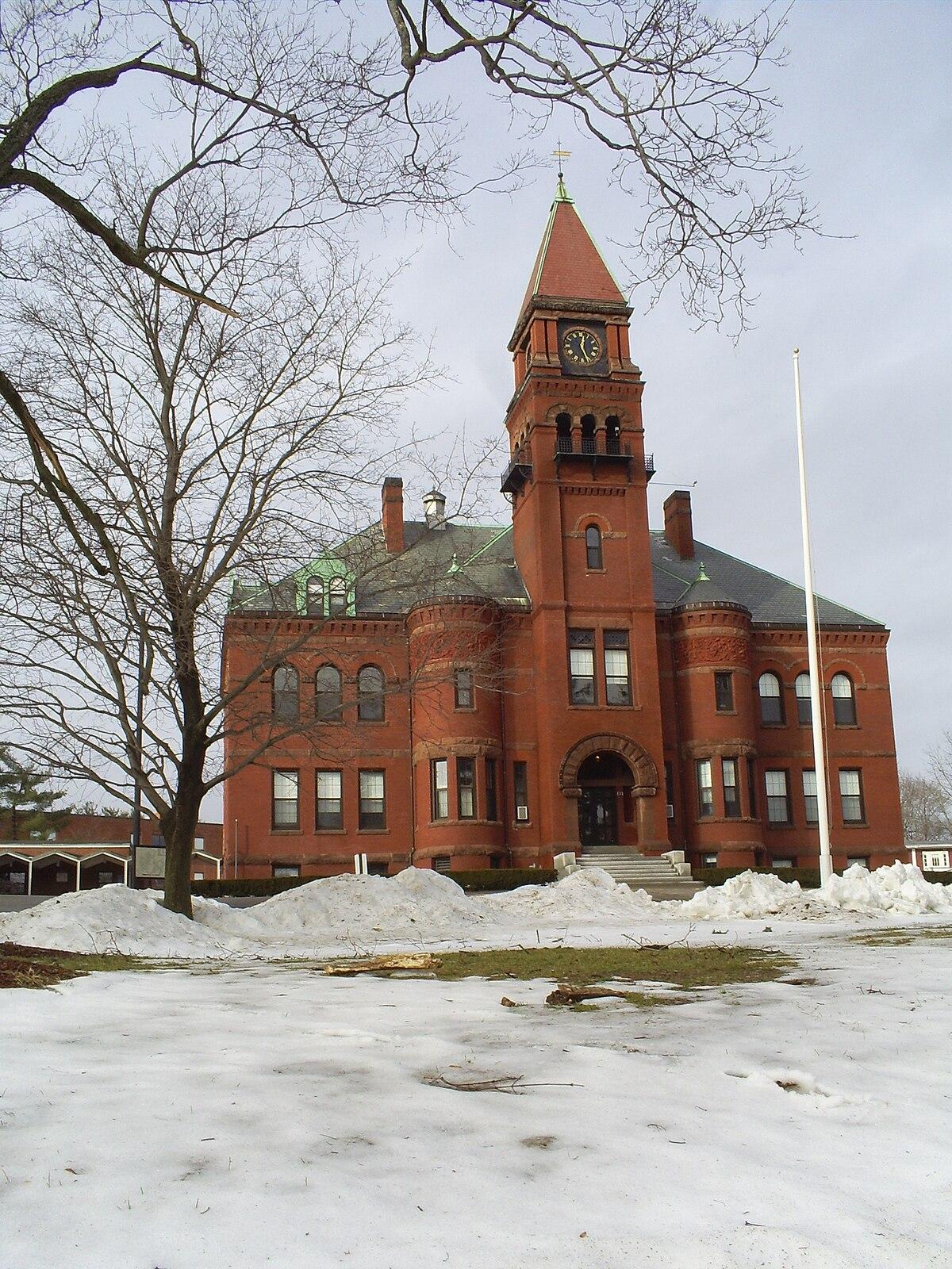 Derry (Nuevo Hampshire) - Wikipedia, la enciclopedia libre
