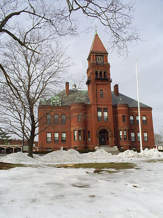 Derry, New Hampshire - Pinkerton Academy