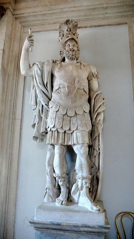 mars roman god facts