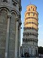 Pisa - Campo Santo - Campanile 3 - 2005-08-09 19-59 2005.JPG