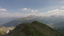 Datei:Piz Toissa, aerial video.webm