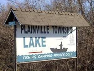 Plainville, Kansas - Plainville Township Lake (2016)