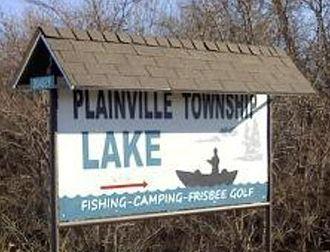 Plainville, Kansas - Plainville Township Lake (2016)