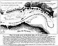Plano da batalha naval do Riachuelo, dada a 11 de Junho de 1865.JPG