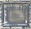 Plaque on Netherton Well, South Crosland - geograph.org.uk - 1356544.jpg