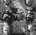Plastika na cerkvi na Slapu 1958 (2).jpg