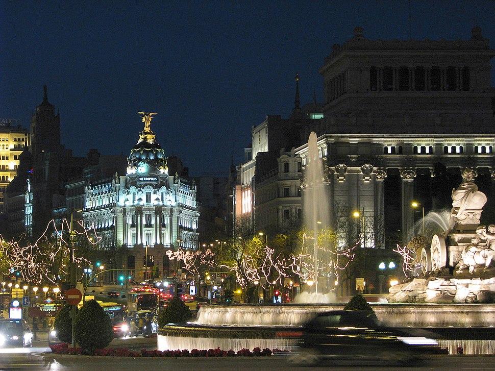 Plaza de Cibeles (Madrid) 05