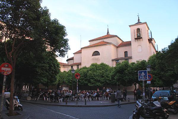 Plaza De San Ildefonso Madrid Wikiwand
