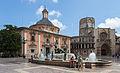 Plaza de la Virgen, Valencia, España, 2014-06-30, DD 163.JPG