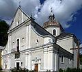 Plisnesko-Pidhirtsi Brodivskyi Lvivska-church of Annunciation-general view.jpg