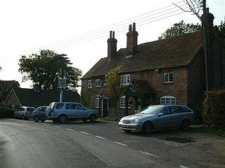 Little London, Tadley, Hampshire Human settlement in England