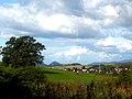 Pohľad na obec Lipníky od pamätníka SNP 19 Slovakia1.jpg