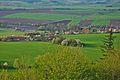 Pohled na obec z rohledny Malý Chlum, Krhov, okres Blansko.jpg