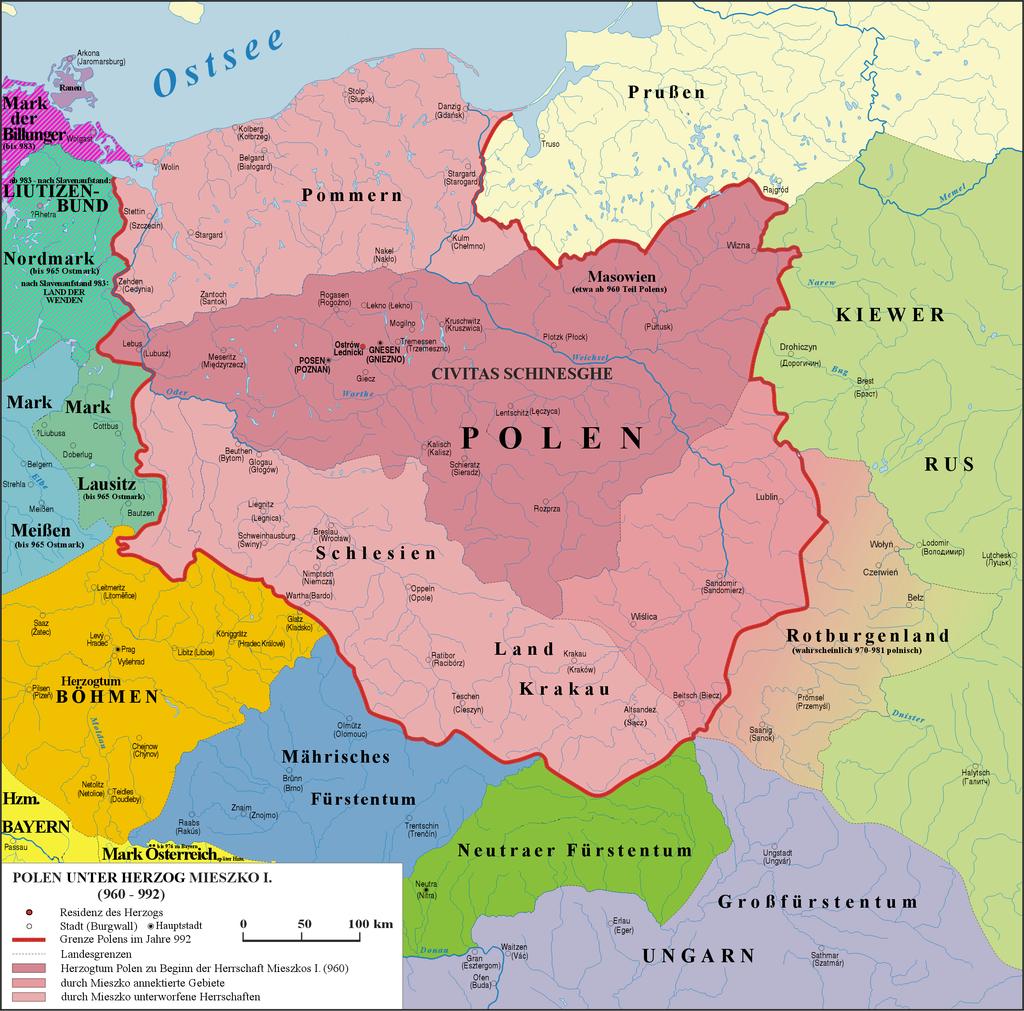 Polen 960-992