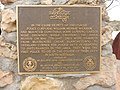 Police Memorial re Wickham and Carter at Banrock Station, South Australia.jpg