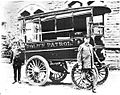 Police vehicle, Akron, Ohio 1899.jpg