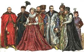 Polish magnates 1576-1586