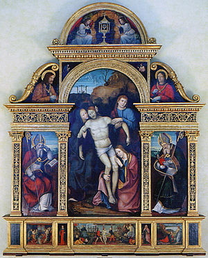 Polyptych of the Deposition of Christ