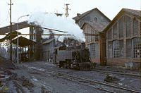 Ponferrada lavoir a charbon 04-1984 Baldwin No 3.jpg