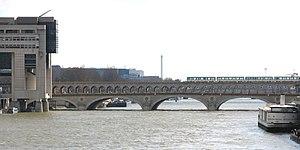 Louis-Jean Résal - Image: Pont de Bercy